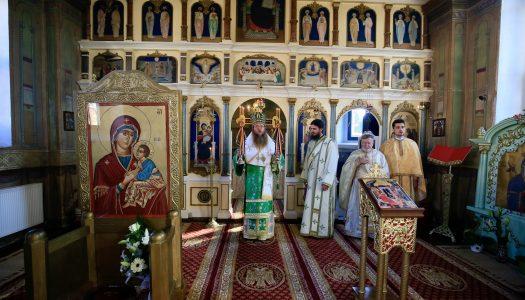 """Hramul Parohiei """"Sfânta Cuvioasă Parascheva"""" din Gheorgheni"""