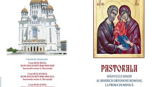 Pastorala Sfântului Sinod la prima Duminică a Postului Nașterii Domnului din anul 2020
