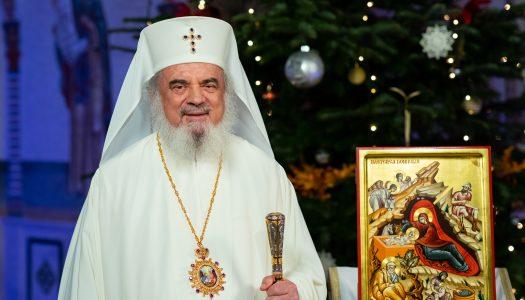 VIDEO: Mesajul Patriarhului Daniel cu ocazia Anului Nou 2021