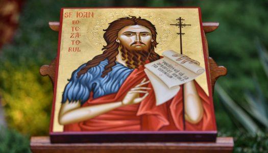 Peste două milioane de români îşi sărbătoresc onomastica de sărbătoarea Sf. Ioan Botezătorul