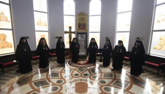 Ședință de lucru a Sinodului Mitropolitan al Mitropoliei Ardealului la Deva