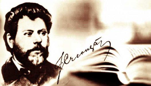 184 ani de la nașterea lui Ion Creangă, unul dintre cei mai mari scriitori români