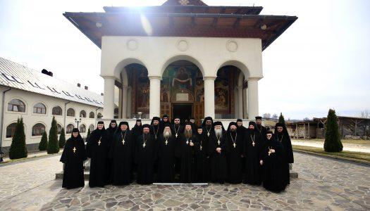 Sinaxa Monahală din Episcopia Covasnei și  Harghitei