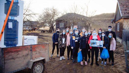 Activități filantropice în perioada ianuarie-martie 2021