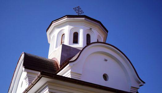 """Sfințirea Paraclisului Episcopal """"Soborul Sfinților Apostoli"""" și """"Sfântul Cuvios Irodion de la Lainici"""""""