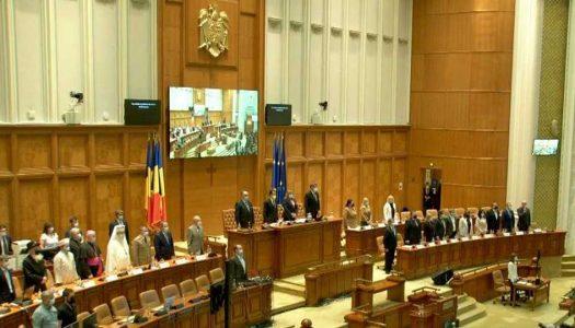 Patriarhul Daniel, prezent la Ședința solemnă a Camerei Deputaților și Senatului. Mesajul transmis de Igor Grosu